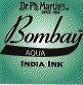 Dr. Ph. Martin's Bombay 1 fl oz Aqua India Ink (19BY)