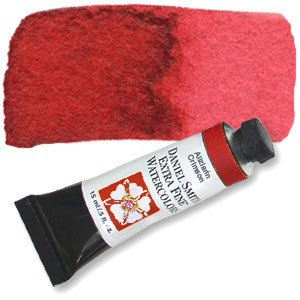 Daniel Smith 15 ml Watercolor Alizarin Crimson (284 600 004)