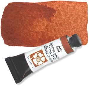 Daniel Smith 15 ml Watercolor Burnt Sienna (284 600 010)