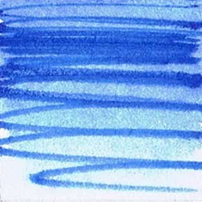 Derwent Inktense Bright Blue Colored Pencil (1000)