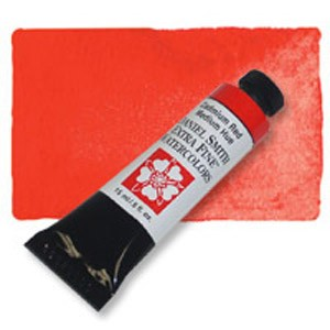Daniel Smith 15 ml Watercolor Cadmium Red Medium Hue (284 600 222)