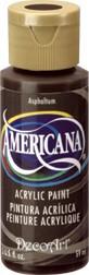 DecoArt Americana 2 oz Acrylic Asphaltum (DA180)