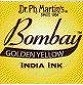 Dr. Ph. Martin's Bombay 1 fl oz Golden Yellow India Ink (13BY)