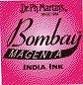 Dr. Ph. Martin's Bombay 1 fl oz Magenta India Ink (3BY)
