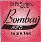 Dr. Ph. Martin's Bombay 1 fl oz Red India Ink (2BY)