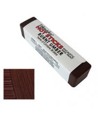Enkaustikos Hot Sticks 13 mL Encaustic Burnt Umber (17863)