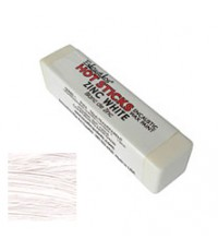 Enkaustikos Hot Sticks 13 mL Encaustic Zinc White (18570)