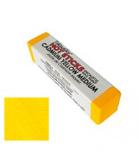 Enkaustikos Hot Sticks 13 mL Encaustic Cad Yellow Medium (17955)