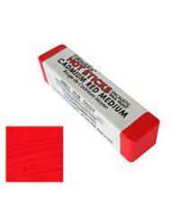 Enkaustikos Hot Sticks 13 mL Encaustic Cad Red Medium (17917)
