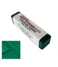 Enkaustikos Hot Sticks 13 mL Encaustic Viridian Green (18549)