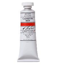 M. Graham  0.5 oz Gouache Cadmium Red Gouache (36-040)