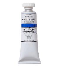 M. Graham  0.5 oz Gouache Cobalt Blue Gouache (36-090)