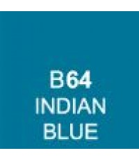 ShinHan TOUCH TWIN Brush Marker Indian Blue (B64)