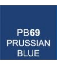 ShinHan TOUCH TWIN Brush Marker Prussian Blue (PB69)