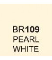 ShinHan TOUCH TWIN Brush Marker Pearl White (BR109)