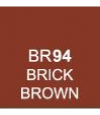 ShinHan TOUCH TWIN Brush Marker Brick Brown (BR94)