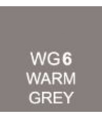 ShinHan TOUCH TWIN Brush Marker Warm Grey 6 (WG6)