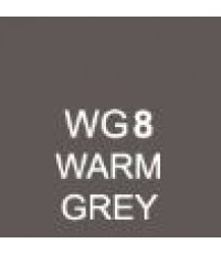 ShinHan TOUCH TWIN Brush Marker Warm Grey 8 (WG8)