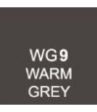 ShinHan TOUCH TWIN Brush Marker Warm Grey 9 (WG9)