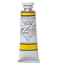 M. Graham  5 oz Oil Cadmium Yellow  (51-060)
