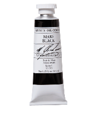 M. Graham  5 oz Oil Mars Black  (51-115)