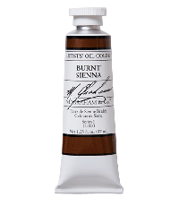 M. Graham  1.25 oz Oil Burnt Sienna (11-020)