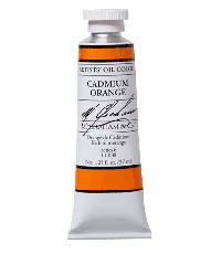 M. Graham  1.25 oz Oil Cadmium Orange (11-038)