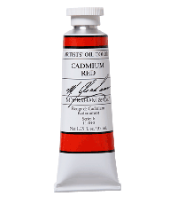 M. Graham  1.25 oz Oil Cadmium Red (11-040)