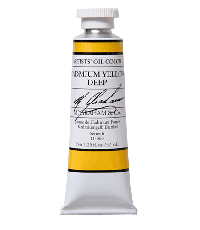 M. Graham  1.25 oz Oil Cadmium Yellow Deep (11-063)