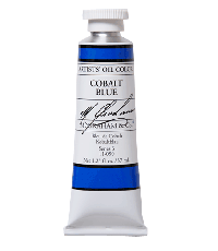 M. Graham  1.25 oz Oil Cobalt Blue (11-090)