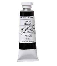 M. Graham  1.25 oz Oil Mars Black (11-115)
