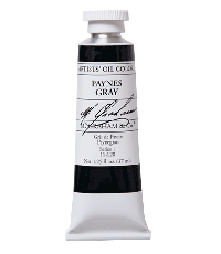 M. Graham  1.25 oz Oil Paynes Gray (11-128)