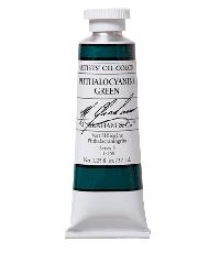 M. Graham  1.25 oz Oil Phthalo Green (11-150)