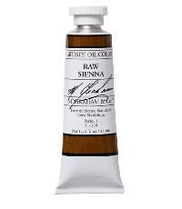 M. Graham  1.25 oz Oil Raw Sienna (11-160)