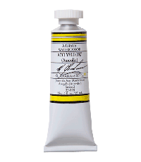 M. Graham  0.5 oz Watercolor Azo Yellow (33-018)