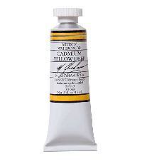 M. Graham  0.5 oz Watercolor Cadmium Yellow Deep (33-063)
