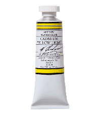 M. Graham  0.5 oz Watercolor Cadmium Yellow Light (33-070)
