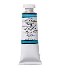 M. Graham  0.5 oz Watercolor Cobalt Teal (33-097)