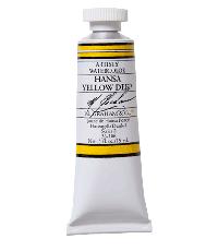 M. Graham  0.5 oz Watercolor Hansa Yellow Deep (33-106)