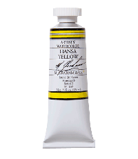 M. Graham  0.5 oz Watercolor Hansa Yellow (33-107)
