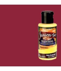 DecoArt Traditions 3 oz Acrylic Quinacridone Violet (DAT33-35)