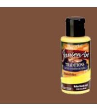 DecoArt Traditions 3 oz Acrylic Burnt Sienna (DAT44-35)