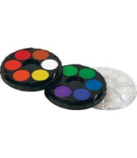 Art Advantage  0.15 lbs Watercolor 12 clr Watercolor Set (ART-3012)