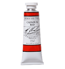 M. Graham  5 oz Oil Cadmium Red  (51-040)