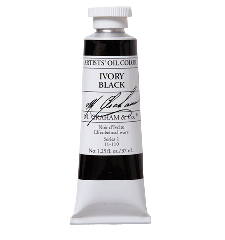 M. Graham  5 oz Oil Ivory Black  (51-110)