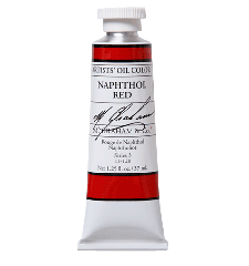 M. Graham  5 oz Oil Naphthol Red  (51-120)