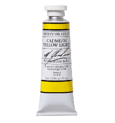 M. Graham  5 oz Oil Cadmium Yellow Light  (51-070)