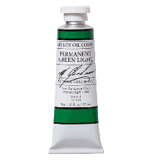 M. Graham  5 oz Oil Permanent Green Light  (51-130)