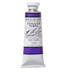 M. Graham  5 oz Oil Dioxazine Purple  (51-100)