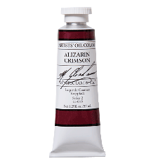 M. Graham  1.25 oz Oil Alizarin Crimson (11-010)